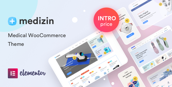[Free Download] Medizin – Medical Elementor WooCommerce Theme (Nulled) [Latest Version]