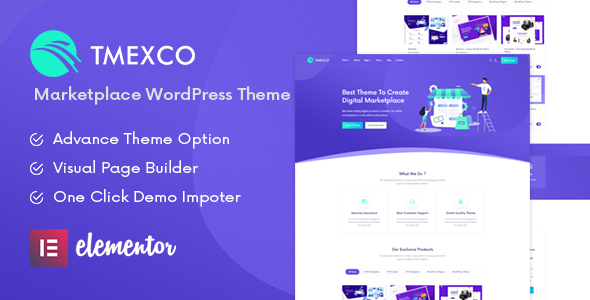 [Free Download] Tmexco – Digital Marketplace WooCommerce Theme (Nulled) [Latest Version]