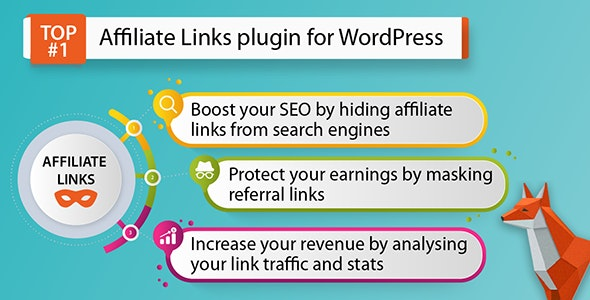[Free Download] Affiliate Links — WordPress Plugin for Link Shortening and Masking (Nulled) [Latest Version]