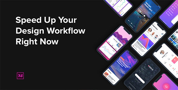 [Free Download] Origin Mobile UI Kit for Adobe XD (Nulled) [Latest Version]