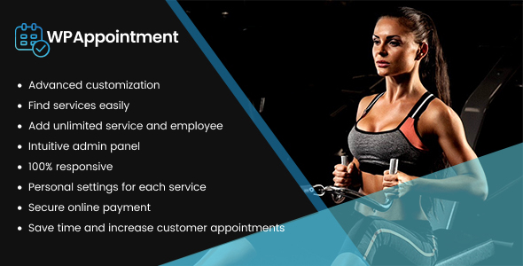 [Free Download] WP Appointment (Nulled) [Latest Version]