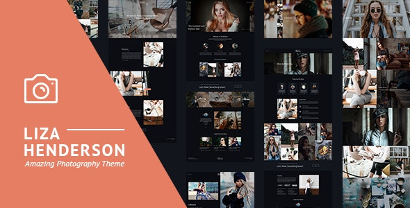 [Free Download] Photography Liza (Nulled) [Latest Version]