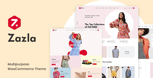 [Free Download] Zazla – Modern & Minimal WooCommerce Theme (Nulled) [Latest Version]