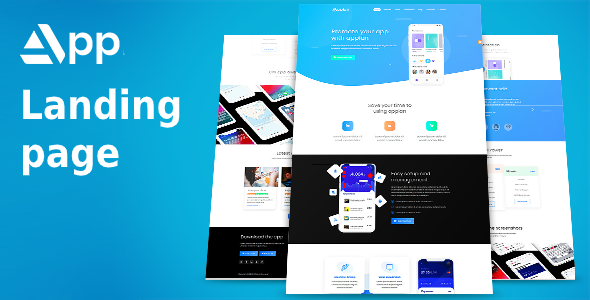 [Free Download] applan – app landing page (Nulled) [Latest Version]
