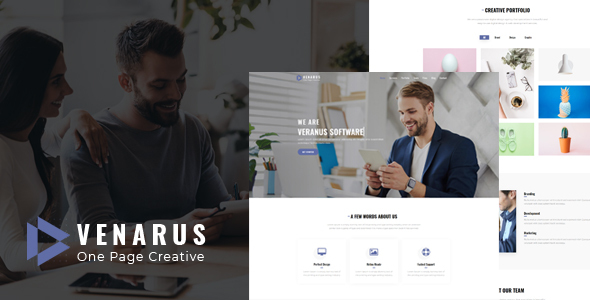 [Free Download] Veranus – One Page HTML Template (Nulled) [Latest Version]