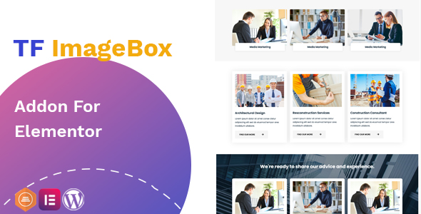 [Free Download] TF ImageBox Addon For Elementor (Nulled) [Latest Version]