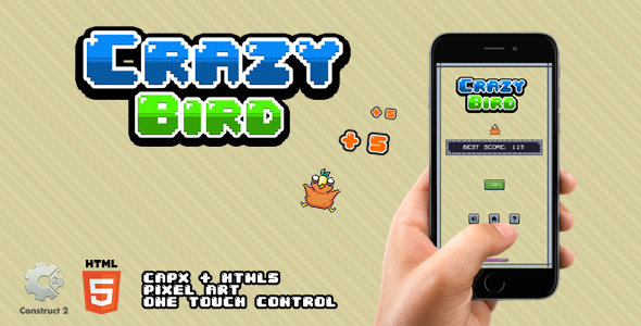 [Free Download] Crazy Bird (Nulled) [Latest Version]