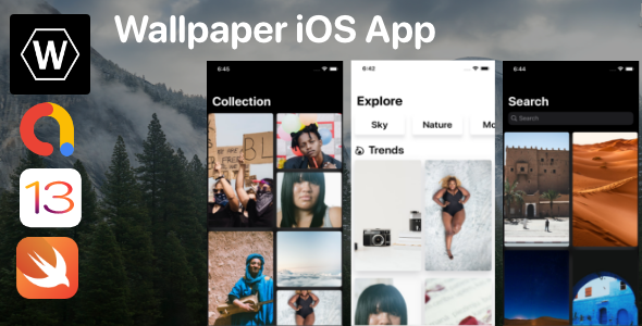[Free Download] HD Wallpaper – iOS App Programmatically (Nulled) [Latest Version]