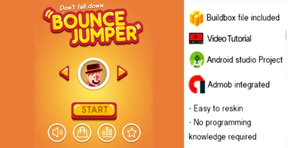 [Free Download] BOUNCE JUMP CITY BUILDBOX & ANDROID STUDIO (Nulled) [Latest Version]