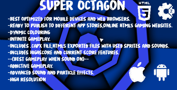 [Free Download] Super Octagon |Infinite| -Construct 2 (capx+html5) (Nulled) [Latest Version]