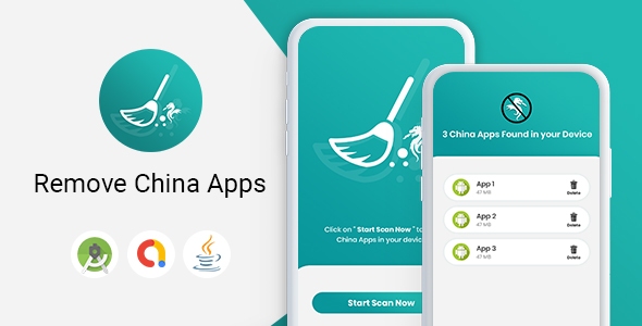 [Free Download] China Apps Detector – Android App with Admob (Nulled) [Latest Version]