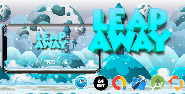 [Free Download] Leap Away Game Template (Nulled) [Latest Version]