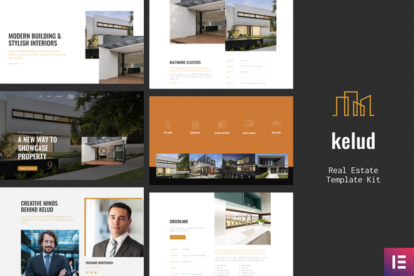 [Free Download] Kelud – Real Estate Template Kit (Nulled) [Latest Version]