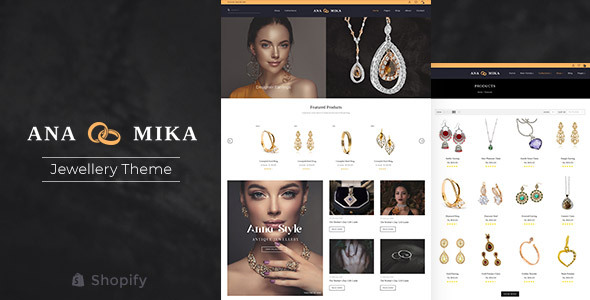 [Free Download] Anamika – Jewellery Shopify Theme (Nulled) [Latest Version]
