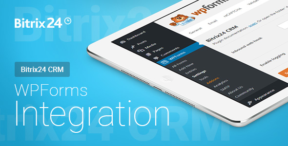 [Free Download] WPForms – Bitrix24 CRM – Integration | WPForms – Bitrix24 CRM – Интеграция (Nulled) [Latest Version]