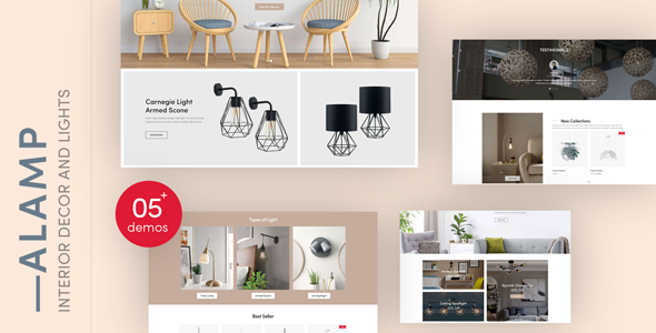 [Free Download] Alamp – Interior Decor and Lights Responsive Shopify Theme (Nulled) [Latest Version]