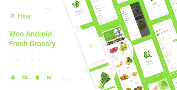 [Free Download] Fresy – Woocommerce Android Fresh Grocery 1.0 (Nulled) [Latest Version]
