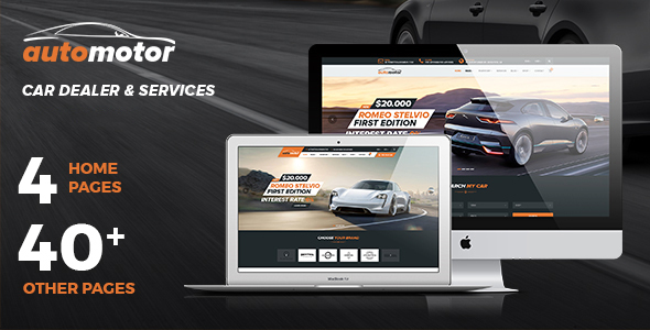 [Free Download] AutoMotor | Car Dealer & Services Joomla Template (Nulled) [Latest Version]