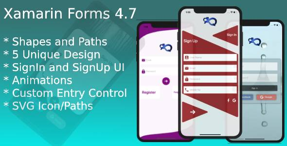[Free Download] Xamarin Forms Login Page UI (Nulled) [Latest Version]
