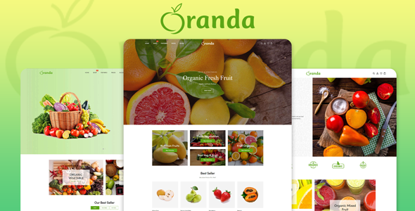 [Free Download] Oranda – Organic Food/Fruit/Vegetables eCommerce Shopify Theme (Nulled) [Latest Version]