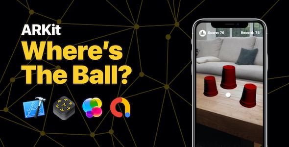 [Free Download] Where's The Ball – ARKit Game with AdMob (Nulled) [Latest Version]