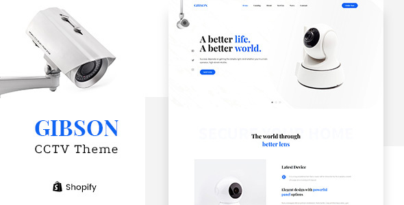[Free Download] Gibson – Single Product Shop Shopify Theme (Nulled) [Latest Version]