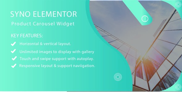 [Free Download] Syno Elementor Product Carousel (Nulled) [Latest Version]