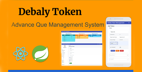 [Free Download] Debaly Token Advance Que Management System (Nulled) [Latest Version]