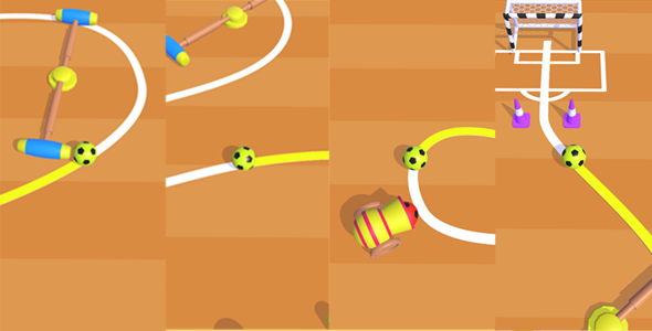 [Free Download] Fun Goal 3D + Admob + Free Reskin Service (Nulled) [Latest Version]