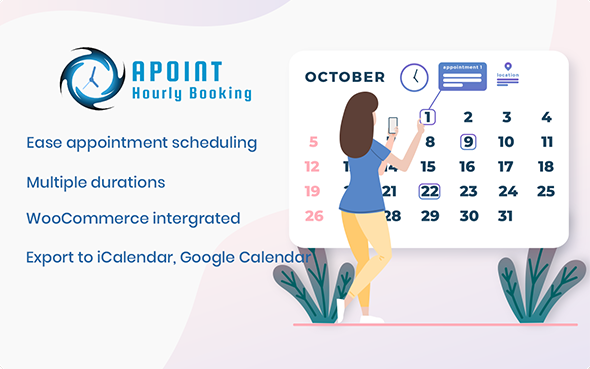 [Free Download] Apoint – Hourly Booking WordPress Plugin (Nulled) [Latest Version]
