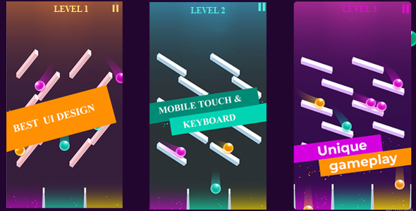[Free Download] Balance Mania Multilevel Construct 2 HTML 2D Game (Nulled) [Latest Version]