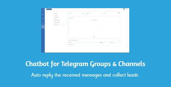 [Free Download] Tchatbot – script for auto replies on Telegram Groups and Channels (Nulled) [Latest Version]