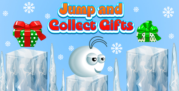 [Free Download] Jump and Collect Gifts (CAPX and HTML5) Christmas Game (Nulled) [Latest Version]