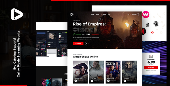 [Free Download] Digiflex | Online Movie Streaming HTML Template (Nulled) [Latest Version]