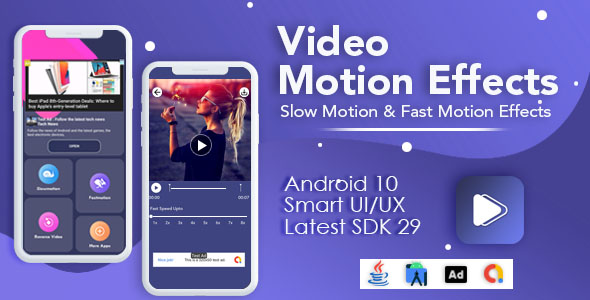 [Free Download] Videomo – Slowmotion & Fastmotion Video Maker for Android (Nulled) [Latest Version]