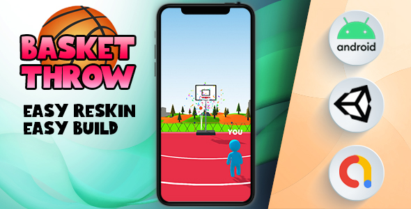 [Free Download] Basket Throw – (Unity – Admob) (Nulled) [Latest Version]