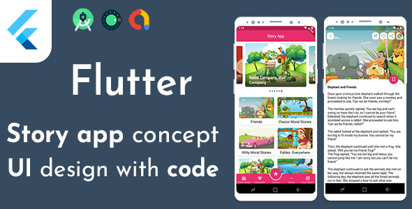 [Free Download] Story Book with admob ready to publish in flutter (Nulled) [Latest Version]