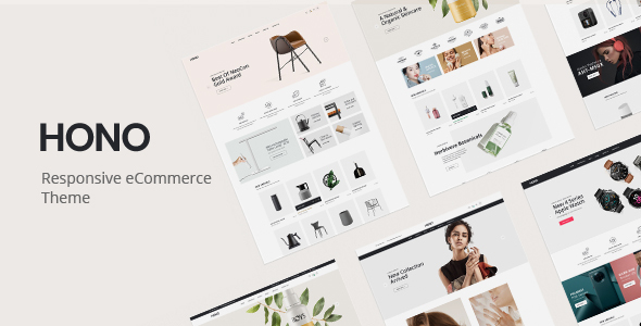 [Free Download] Hono – Multipurpose WooCommerce WordPress Theme (Nulled) [Latest Version]
