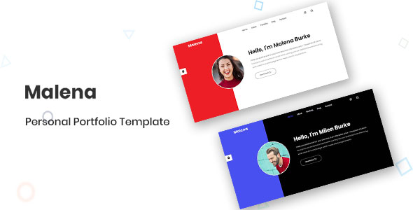 [Free Download] Malena- Personal Portfolio Template (Nulled) [Latest Version]