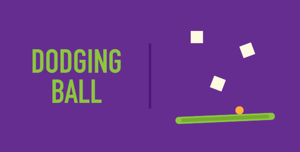 [Free Download] Dodging Ball | HTML5 | CONSTRUCT 3 (Nulled) [Latest Version]