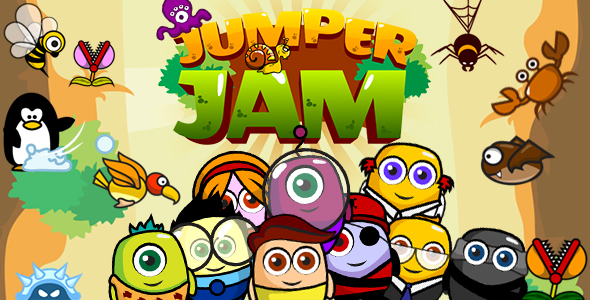 [Free Download] Jumper jam v2 (CAPX and HTML5) Jumping Game (Nulled) [Latest Version]