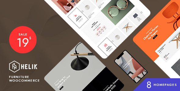 [Free Download] Helik – Furniture WooCommerce Theme (Nulled) [Latest Version]