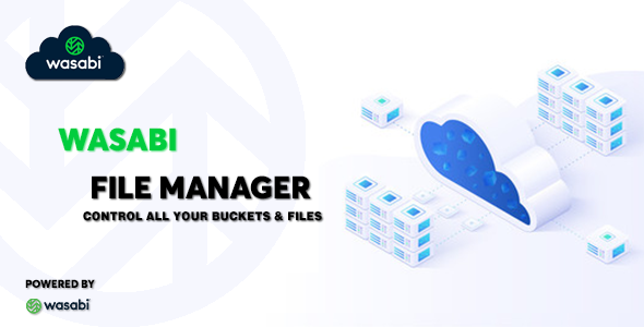 [Free Download] Wasabi – Ultimate Personal File Manager (Nulled) [Latest Version]