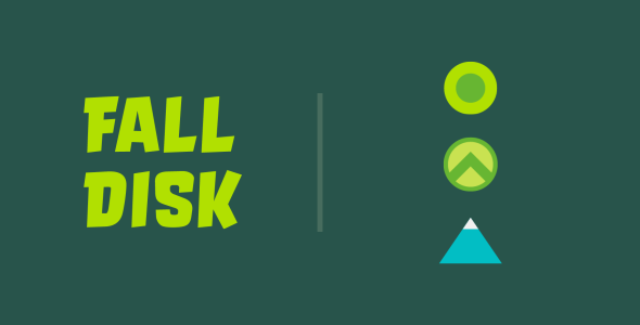[Free Download] Fall Disk | HTML5 | CONSTRUCT 3 (Nulled) [Latest Version]
