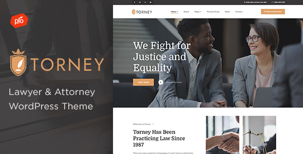 [Free Download] Torney – Lawyer & Attorney Theme (Nulled) [Latest Version]