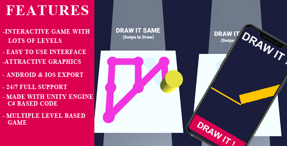 [Free Download] Draw line Paint Interactive Game (Nulled) [Latest Version]