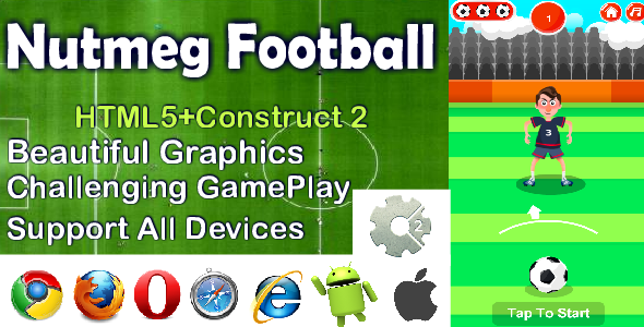 [Free Download] Nutmeg Football HTML Game ( Construct 2 ) (Nulled) [Latest Version]