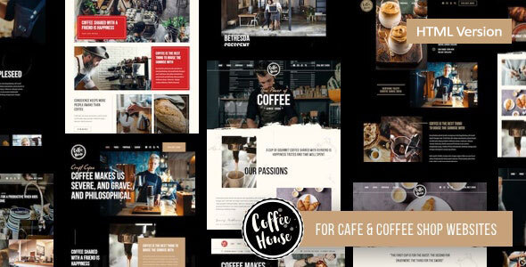 [Free Download] Craft | Coffee Shop Cafe Restaurant HTML (Nulled) [Latest Version]