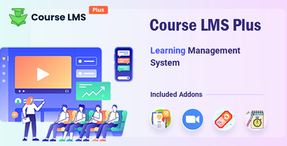 [Free Download] CourseLMS Plus- Learning Management System (Nulled) [Latest Version]