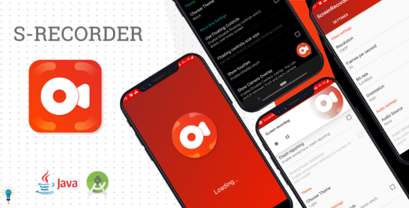 [Free Download] SRECORDER – Android App (Nulled) [Latest Version]